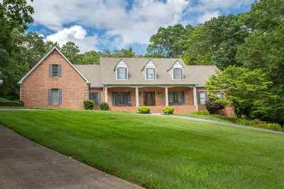 Athens Single Family Home Contingent: 1828 Crestwood Road