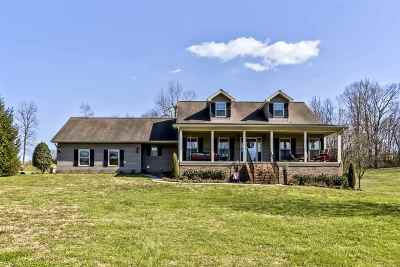 Riceville Single Family Home For Sale: 139 County Road 726