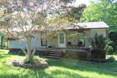 Spring City Single Family Home Contingent: 2822 Shut In Gap Road