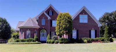 Cleveland Single Family Home For Sale: 3716 Willow Oak Circle NW