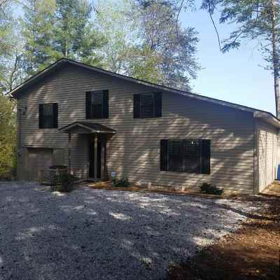 Spring City Single Family Home For Sale: 1470 Whites Creek Rd