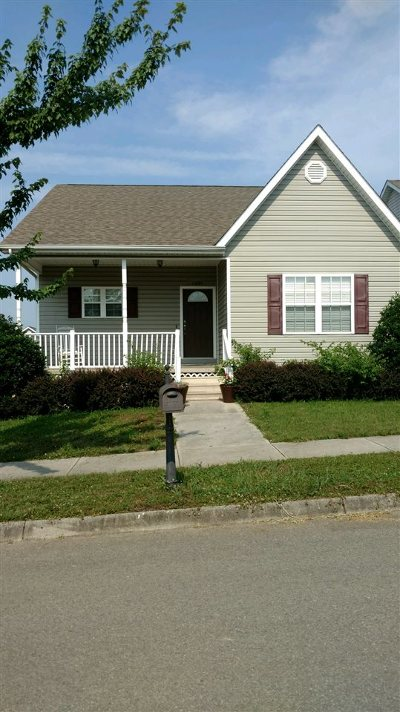 Sweetwater Single Family Home For Sale: 1009 Wentford Avenue