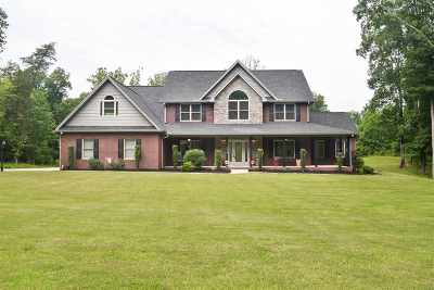 Ooltewah Single Family Home For Sale: 7119 Forest Spring Lane