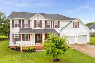 Ooltewah Single Family Home For Sale: 7470 Jester Court