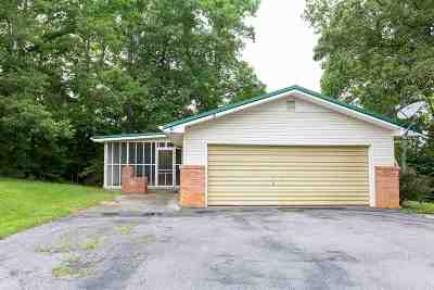 Cleveland Single Family Home For Sale: 162 S Wilson Heights Rd