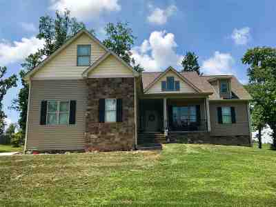 Cleveland Single Family Home Contingent: 196 Orrie Moss Court SE