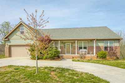 Single Family Home For Sale: 612 Mill Drive