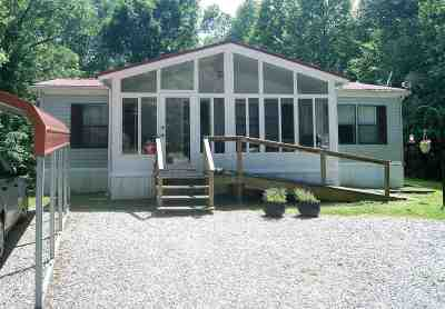 Tellico Plains Single Family Home For Sale: 486 Cooper Hollow
