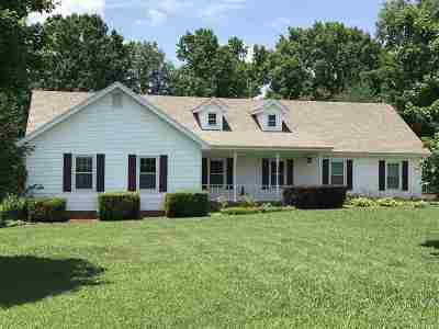 Cleveland Single Family Home Contingent: 4865 Wilson Dr NW