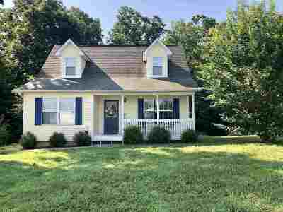 Shady Hollow Single Family Home For Sale: 209 Shady Hollow Circle