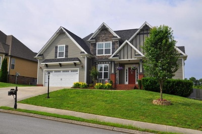 Ooltewah Single Family Home For Sale: 8802 McKenzie Farm Dr