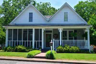 Cleveland Single Family Home For Sale: 263 18th Street NW
