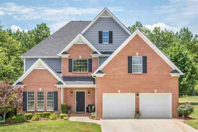 Cleveland TN Single Family Home Contingency 48hr (+/-): $369,900
