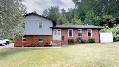 Cleveland Single Family Home For Sale: 3611 Belmont Circle NW