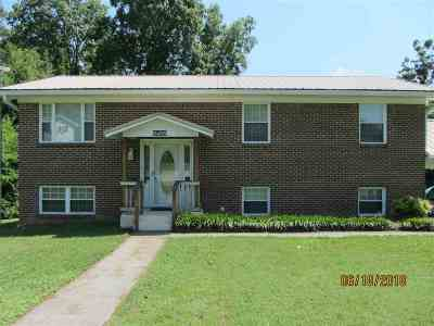 Cleveland Single Family Home For Sale: 2455 Twin Oaks Drive