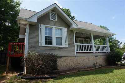 Cleveland Single Family Home For Sale: 2830 Harrison Pike NW