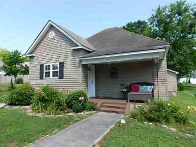 Etowah Single Family Home For Sale: 615 Georgia Avenue