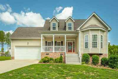 Soddy Daisy Single Family Home For Sale: 12141 Floyd Brown Road