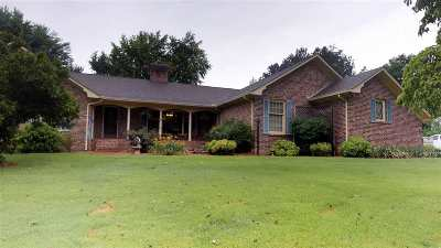 Benton Single Family Home For Sale: 141 Magnolia Drive