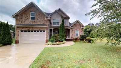 Hixson Single Family Home For Sale: 7028 Homestead Circle