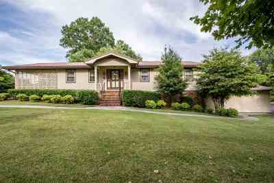 Decatur Single Family Home For Sale: 281 School Drive