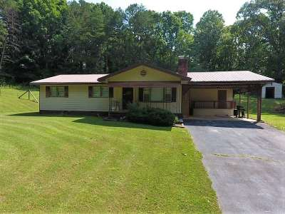 Turtletown Single Family Home For Sale: 871 New Stansberry
