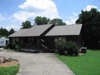 Benton Single Family Home For Sale: 328 Circle R Dr.
