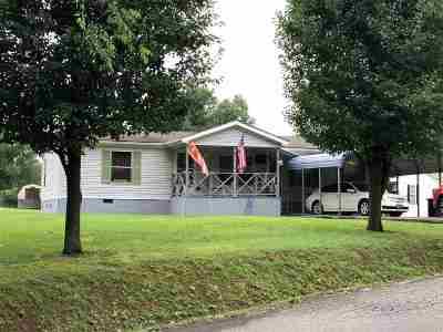 Englewood Single Family Home For Sale: 119 Sunnyside Avenue