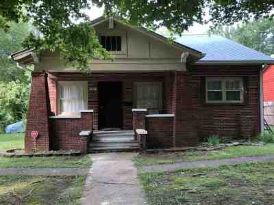 Athens Single Family Home For Sale: 201 S. Jackson Street