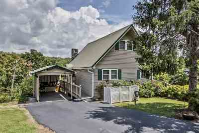 Single Family Home For Sale: 680 Lakewood Drive