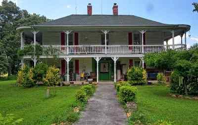 Benton Single Family Home For Sale: 200 Memory Lane