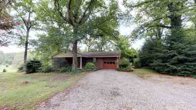 Riceville Single Family Home Contingent: 2116 Highway 163