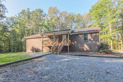 Cleveland Single Family Home For Sale: 780 Goodwill Road SE