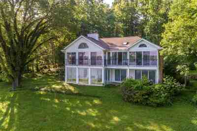 Harrison Single Family Home Contingent: 5719 Island View Drive