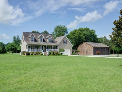 Dayton Single Family Home For Sale: 918 New Bethel Road