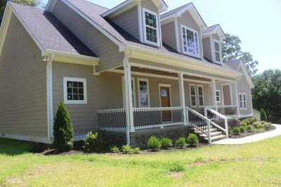 Ooltewah Single Family Home For Sale: 7527 Mahan Gap