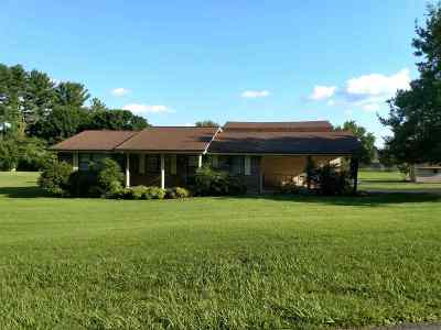 Athens Single Family Home Contingent: 154 County Road 258