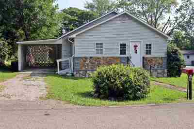 Dayton Single Family Home For Sale: 490 11th Avenue