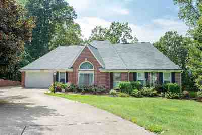 Lenox Hills Single Family Home For Sale: 1651 Flagstone Pointe