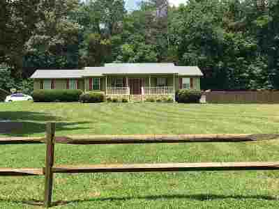 Riceville Single Family Home Contingent: 121 County Road 137