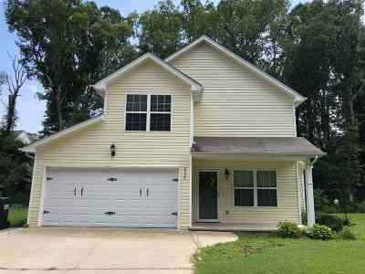 Ooltewah Single Family Home For Sale: 8420 Old Cleveland Pike