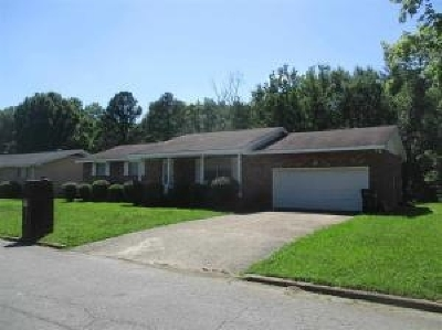 Chattanooga Single Family Home Contingent: 1105 Anita Drive