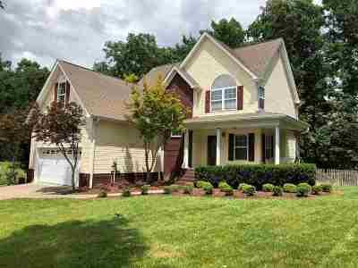 Benwood Single Family Home For Sale: 140 Woods Trail NE