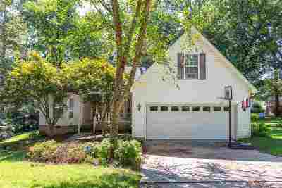 Charleston Single Family Home For Sale: 121 Maple Ct