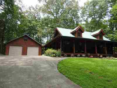 Georgetown Single Family Home Contingent: 252 Chestoee Trail, NW