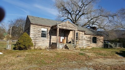 Single Family Home For Sale: 112 Mississippi