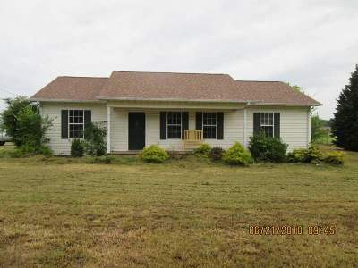 Sweetwater Single Family Home For Sale: 100 County Road 348