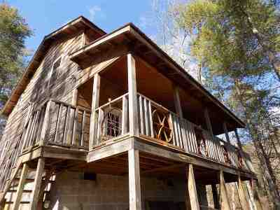 Tellico Plains Single Family Home For Sale: 221 Tall Pine Circle