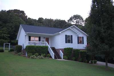 Charleston Single Family Home Contingent: 241 Mustang Drive