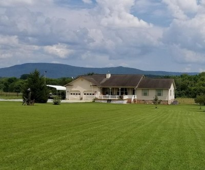 Pikeville Single Family Home For Sale: 329 Kelly Farm Est Rd